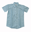 Boys Shirts Oxford SS BSR