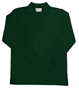 Polo Shirt Long Sleeve ECA