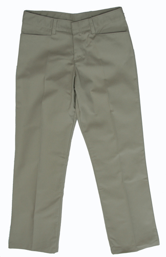 Girls Slacks K-4 SMEV