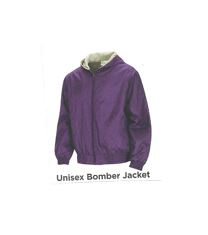 Jacket - Hooded Zipper Front