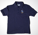Girls Short Sleeve Polo K-4 SMEV