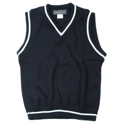 V-Neck Sweater Vest SVDP - Click Image to Close