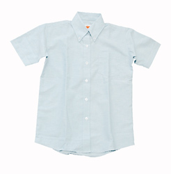Boys Shirts Oxford SS SMEV